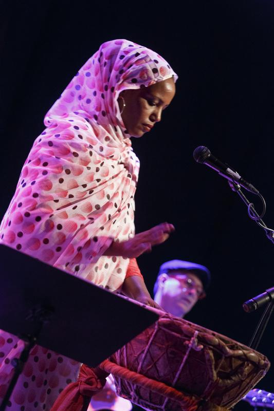 Aziza Brahim Tour